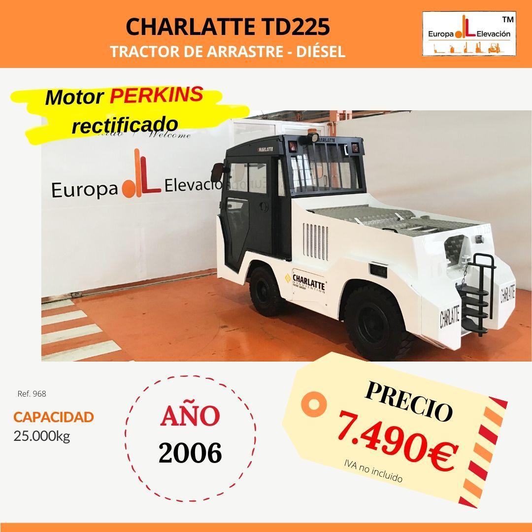 968 Charlatte TD225 Europa Elevación (1)