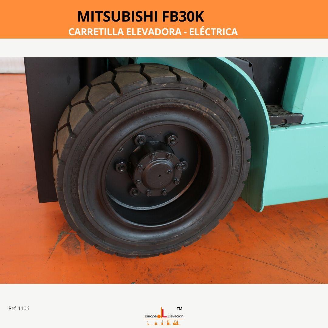 1106 Mitsubishi FB30k Europa Elevación