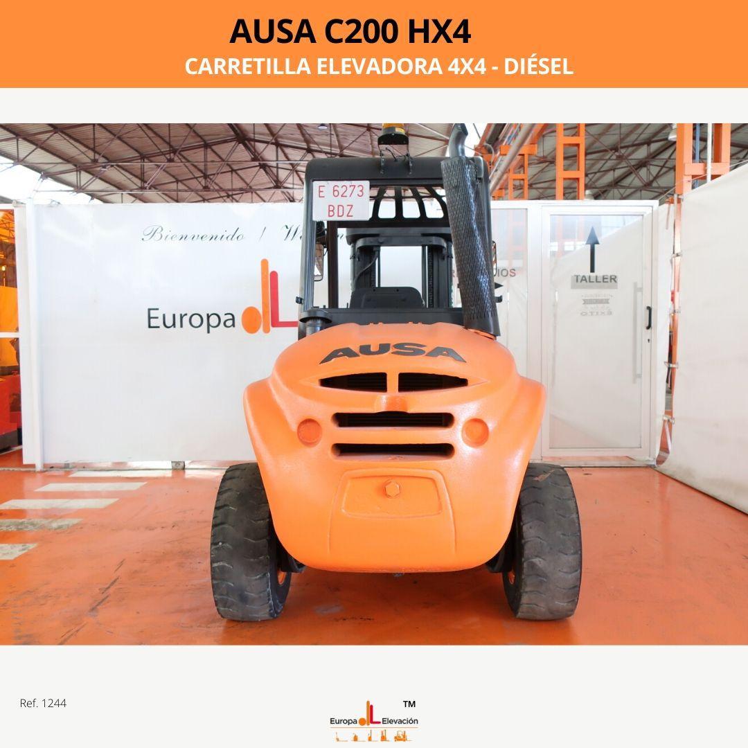 1244 Ausa C200 HX4 Europa Elevación (2)