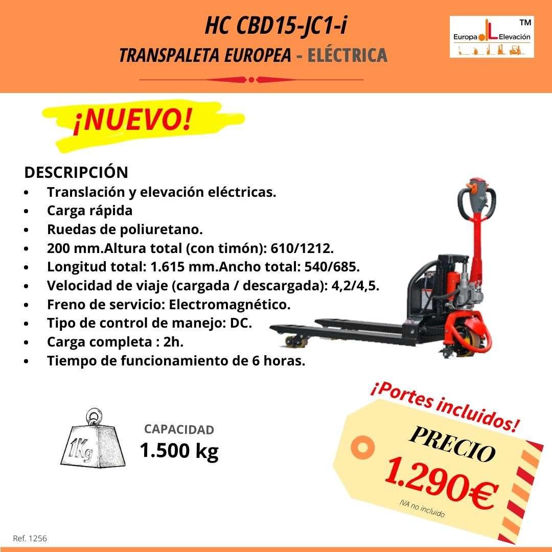 HC CBD15 - JC1-I