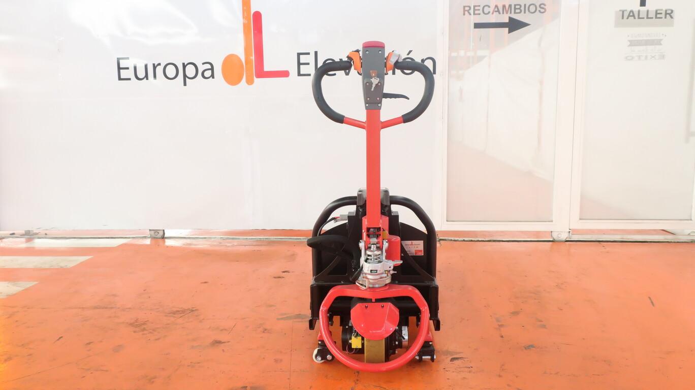 HC CBD15 - JC1 transpaleta eléctrica Europa Elevación