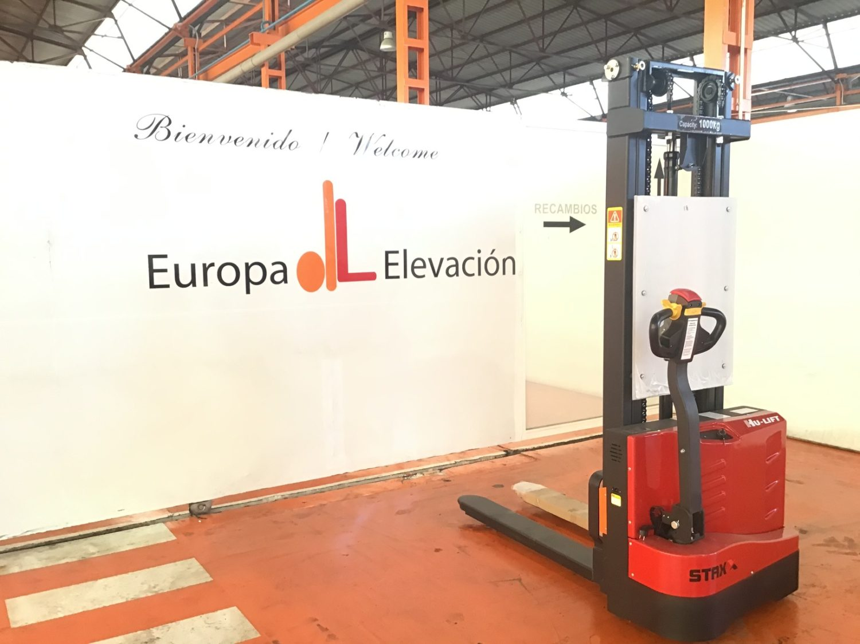 STAXX WS10S-EI Hu lift 3300 apilador eléctrico (1)