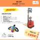 Hu-lift apilador eléctrico 1.500 kg